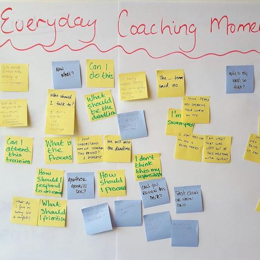 Everyday Coaching Moments
